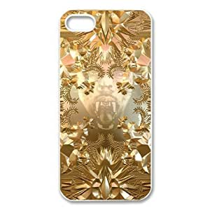 Watch The Throne Iphone 5 Case Hard Plastic Hip-Hop Siger Jay-Z / Kanye West Iphone 5S Cover