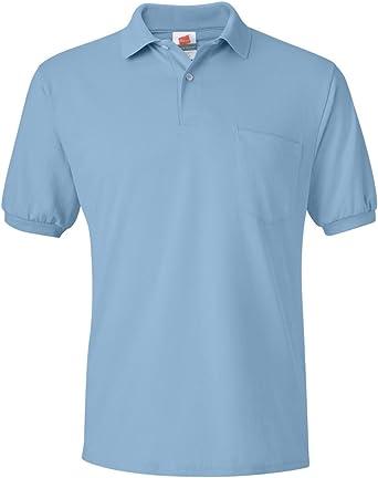 Mens Stedmans Cotton Summer Weight Polo Sports Shirt