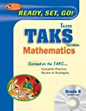 Texas TAKS Mathematics, Grade 8, Stephen Hearne and Penny Luczak, 0738606839
