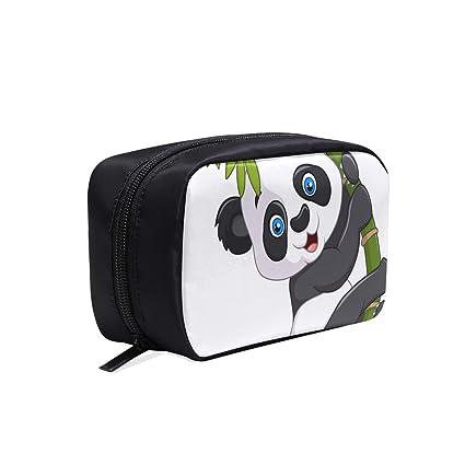 Bolsas de viaje Mujeres Panda chino Comer Bambú Niñas Bolsa ...