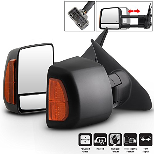 towing mirrors toyota - 9