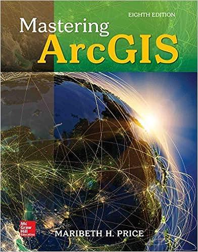 Mastering ArcGIS 8th [Maribeth Price]