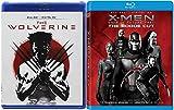X Super Marvel Movie Bundle The Wolverine (Blu-ray + Digital HD) + Days of Future Past X-Men Rogue Cut Double Feature 2-Film Set