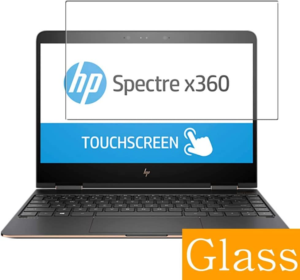 """Synvy Tempered Glass Screen Protector for HP Spectre x360 13-ac000 / ac006tu / ac007tu / ac005tu / ac082tu / ac013dx / ac063dx / ac008tu 13.3"""" Visible Area Film Protectors"""