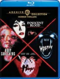Horror Thrillers 4-Film Collection [Blu-ray]
