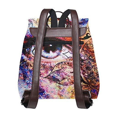 multicolore DragonSwordlinsu unique Sac pour dos porté Taille main femme au à WO8WA