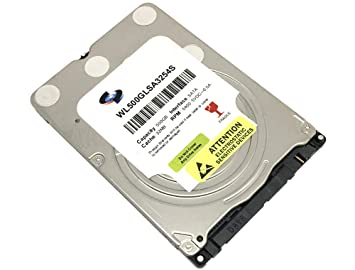 Amazon.com: MaxDigitalData 500GB 32MB Cache 5400RPM 0.276 in ...