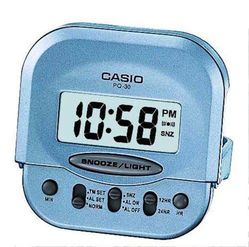 15 opinioni per Casio- PQ-30-2EF -Sveglia digitale al
