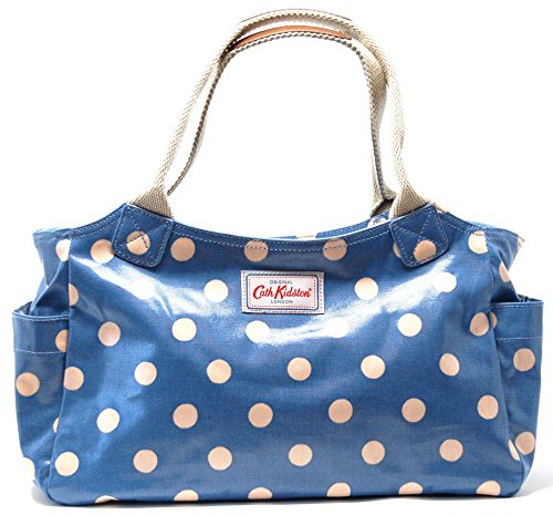 Day Kidston Bag Cath Cath Denim 'Button Kidston Bag Day Spot' Blue in dqWwIRdgFn