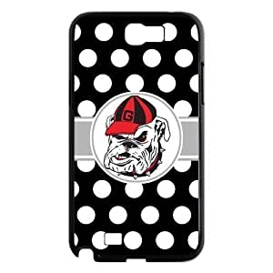 NCAA Georgia Bulldogs Diy For SamSung Galaxy S6 Case Cover Personality University of Georgia Athletic Team Logo