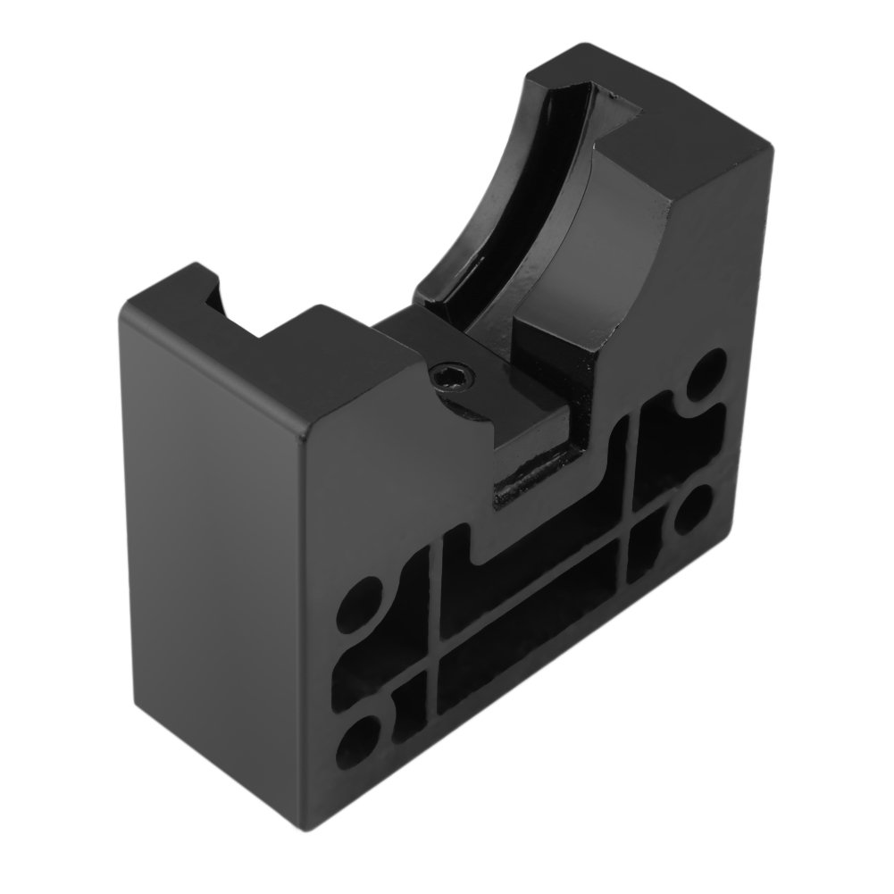 BT30 BT40 BT50 Universal CNC Tool Holder Round and Square Tightening Fixture (BT40 Square) Hilitand