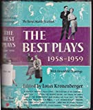 img - for The Best plays of 1958-1959 the Burns Mantle Yearbook book / textbook / text book