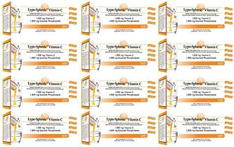 LivOn Labs- Lypo-spheric Vitamin C 12 Pack (360 Count)