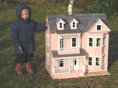 Megagroße wunderschöne Villa Puppenhaus Stadthaus