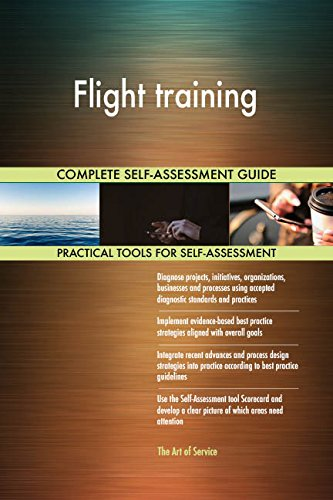 Flight training Toolkit: best-practice templates, step-by-step work plans and maturity diagnostics