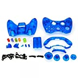 OSTENT Replacement Case Shell & Buttons Kit