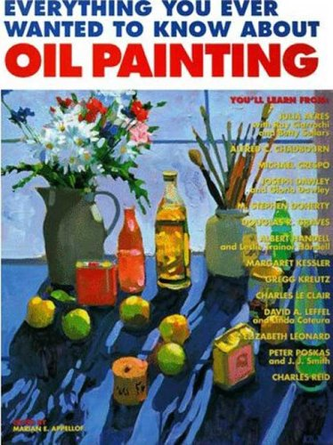 Everything You Ever Wanted to Know About Oil (Dream Oil Painting)