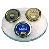 Russian Osetra Caviar Sampler Gift Set - without spoon