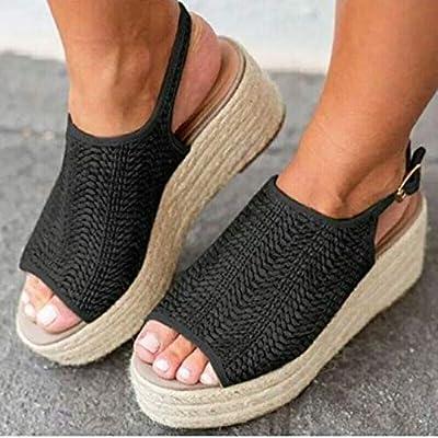 KUNYIXIAN Large Size Women Sandals