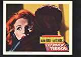 MOVIE POSTER: Experiment in Terror Lobby
