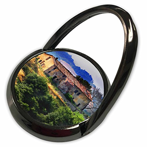 3dRose Danita Delimont - Italy - Italy, Tuscan Farmhouse - Phone Ring (Tuscan Pedestal)