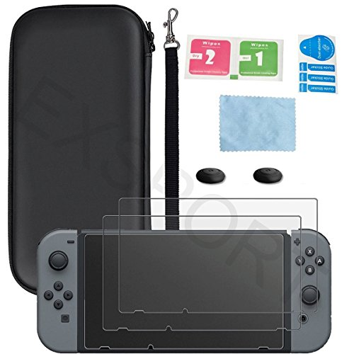 EXSPORT Nintendo Switch Screen Protector 2 Pack product image