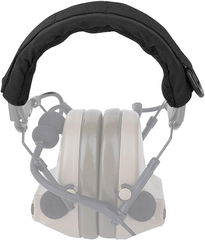 Outdoor Headset Cover Headband Headphone Case General Tactical Earmuff Hunting N