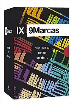 Box Série 9marcas: Construindo Igrejas Saudáveis 12 Livros