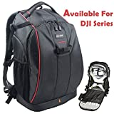 H&A Drone Backpack for DJI Phantom 3/4/4 pro/Mavic Quadcopter, Carrying Case Travel Bag, Accessories Compatible