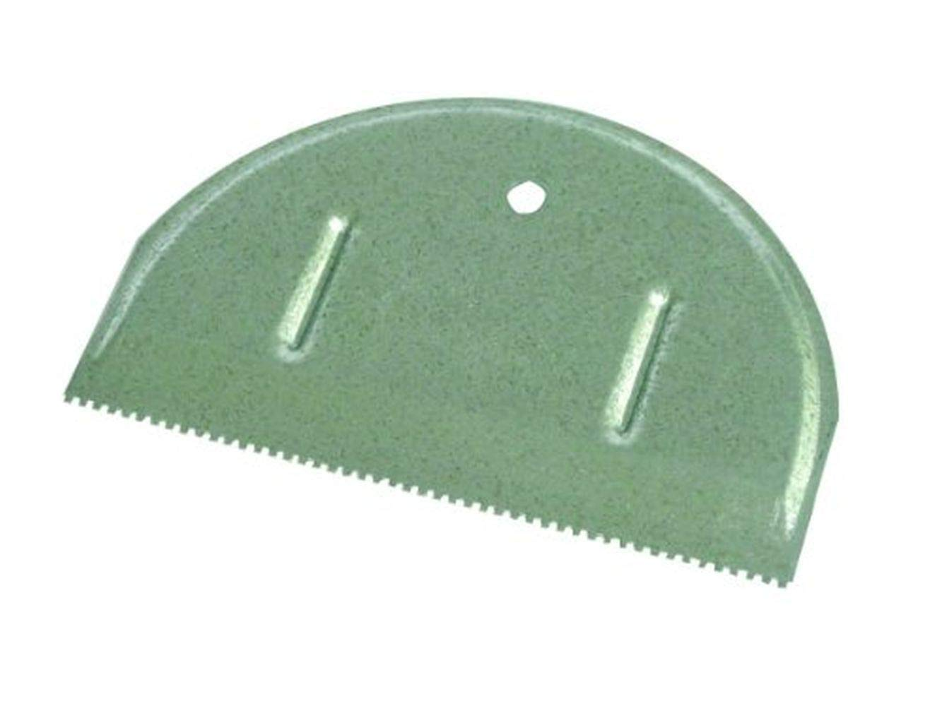 QLT By MARSHALLTOWN 977 6-Inch by 4-Inch Notched Spreader