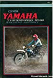 M412 1977 - 1983 Yamaha DT 100 125 175 250 400 MX100 175 Clymer Motorcycle Repair Manual