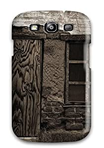 Zheng caseHot New Door And Window On Old House Case Cover For Galaxy S3 With Perfect Design