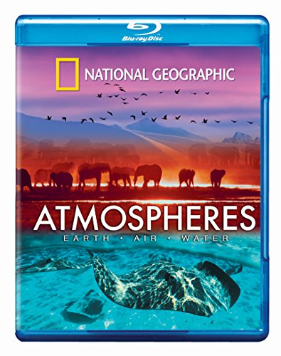 National Geographic: Atmospheres - Earth, Air and Water [Blu-ray]
