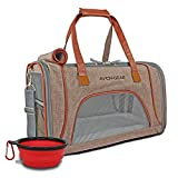 Pet Carrier Airline Approved | For Pets / Cat / Dog Travel| Soft