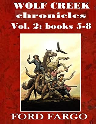 book cover of Wolf Creek Chronicles 2