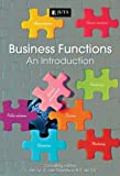 Business Functions : An Introduction, du Toit, R. and van Noordwyk, A., 0702189766