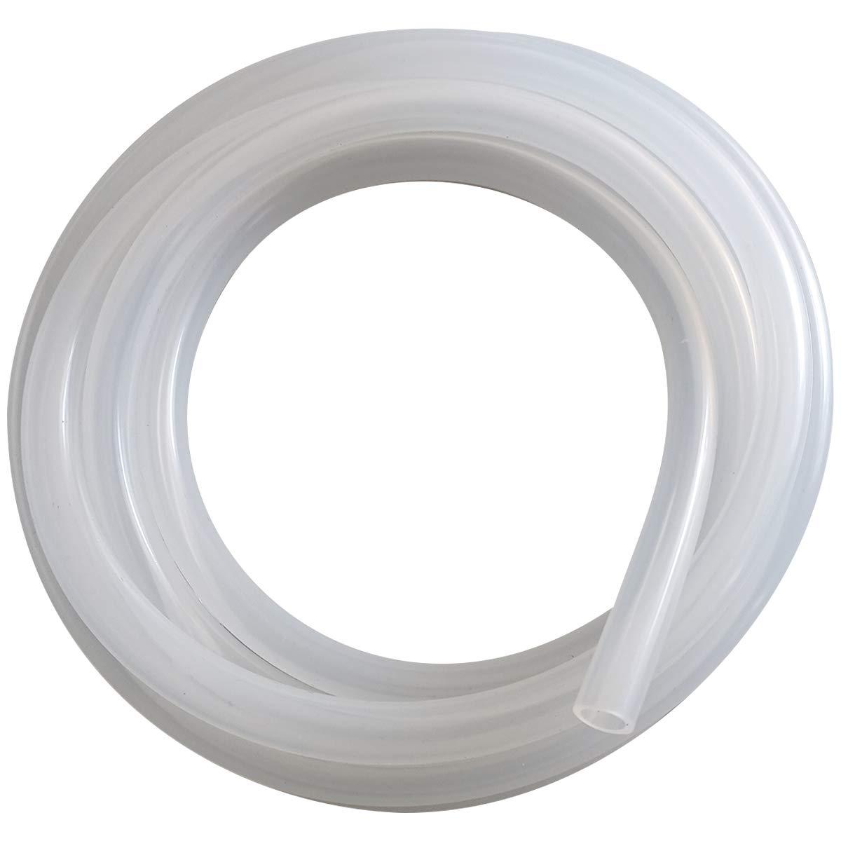 Pure Silicone Tubing 3/8
