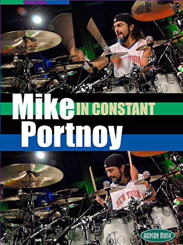 Mike Portnoy In Constant Motion DVD (3 DVD -