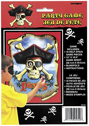 Pirates Bounty Party Game pour 16