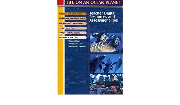 Workbook customizable handwriting worksheets : Amazon.com: Life on an Ocean Planet - Teacher Digital Recourses ...