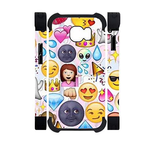 Scotland Fashion Shop Have with Emoji 1 Soft Silica Gel and Plastic Cases Kawaii On Samsung Galaxy S6 Girl