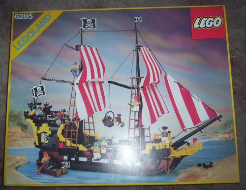 Lego 6285 Black Seas Barracuda Amazon Toys Games