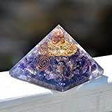 Energy Generator Orgone Amethyst David Star