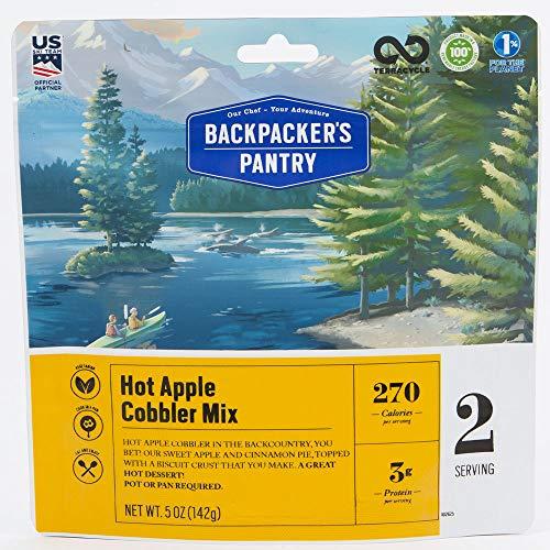 Backpacker's Pantry Hot Apple - Chocolate Dark Cheesecake