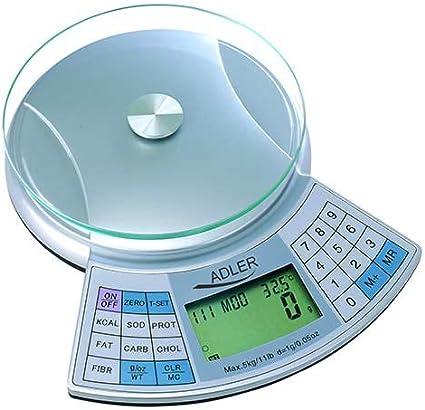 Automatische Abschalt/überlastabfrage CATLXC Home Kitchen Elektronische Waage Kleine Nahrungsmittelskala High Precision Sensing System Haushaltsk/üchen-Backwaage