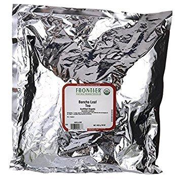 Frontier Herb Tea Lse Bancha Leaf, 16 oz