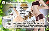 3 boxes (45 pack - Use 45 days) Trà Thảo Mộc giảm cân Vy & Tea - Secure Weight Loss Tea With 100% Herbs - VietNam - Vy And Tea
