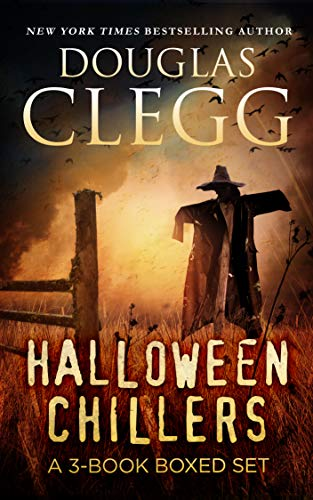 Halloween Chillers: A Box Set of Supernatural Horror: Contains the Books The Halloween Man, The Nightmare Chronicles, and The Words -