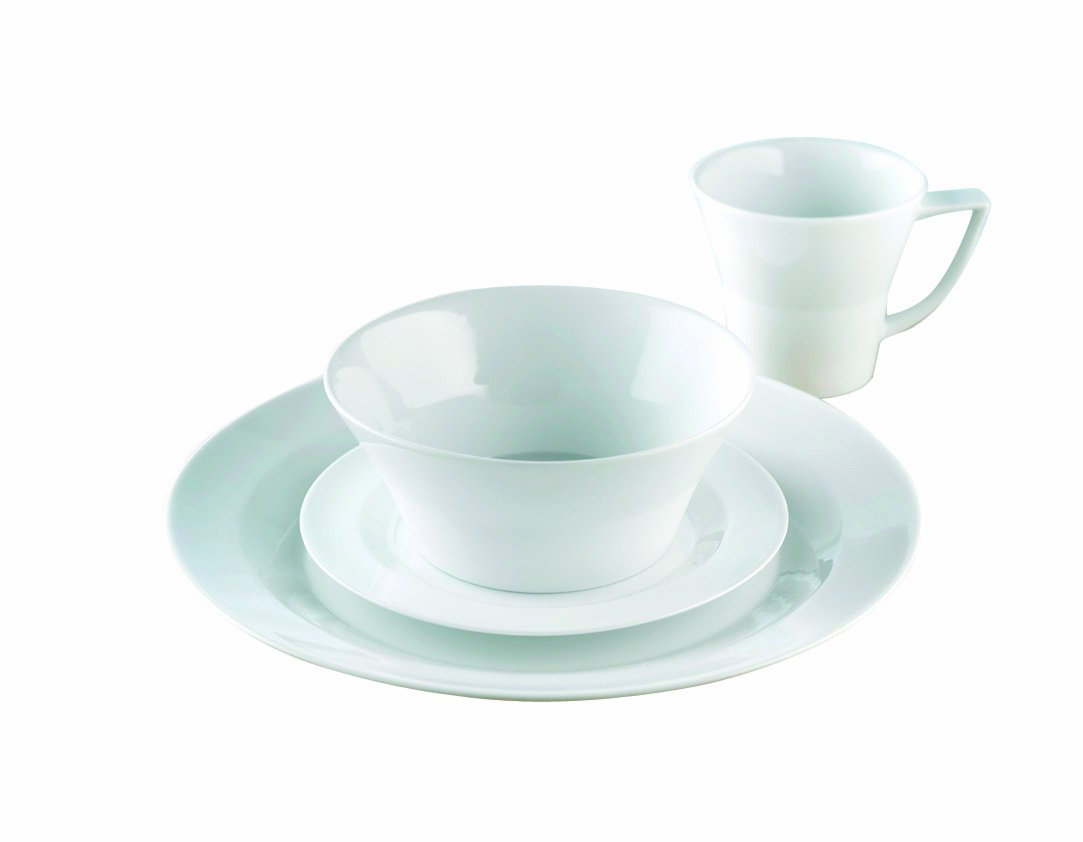 Denby James Martin Everyday Boxed Tableware Set, 16-Piece 053040950