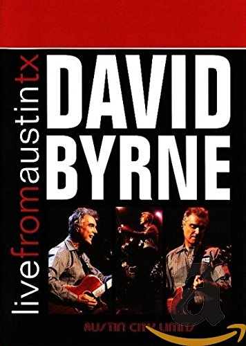 DVD : David Byrne - Live From Austin Texas (DVD)